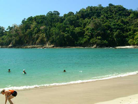 Costa Rica Manuel Antonio Attracts Many Tourists Because Of Its Beautiful Beaches But Also The Unique Beauty Por